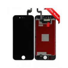 "Aftermarket LCD Screen And Digitizer Assembly, Black, For IPhone 6S (4.7"")"